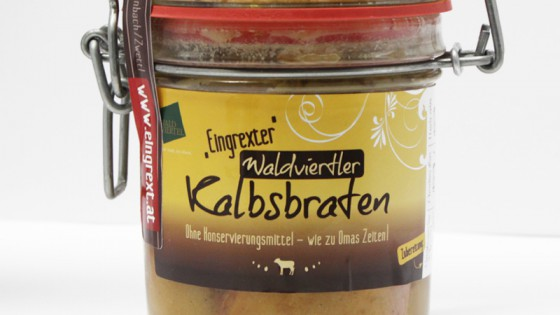 Eingrexter Waldviertler Kalbsbraten