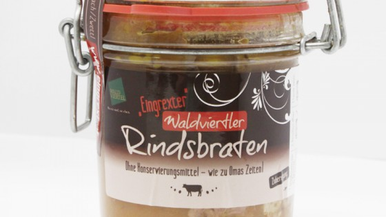 Eingrexter Waldviertler Rindsbraten